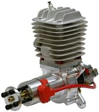 Meister Scale Engine Options G-62, GT-80